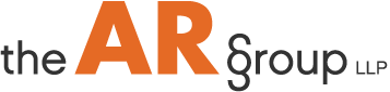 The AR Group logo